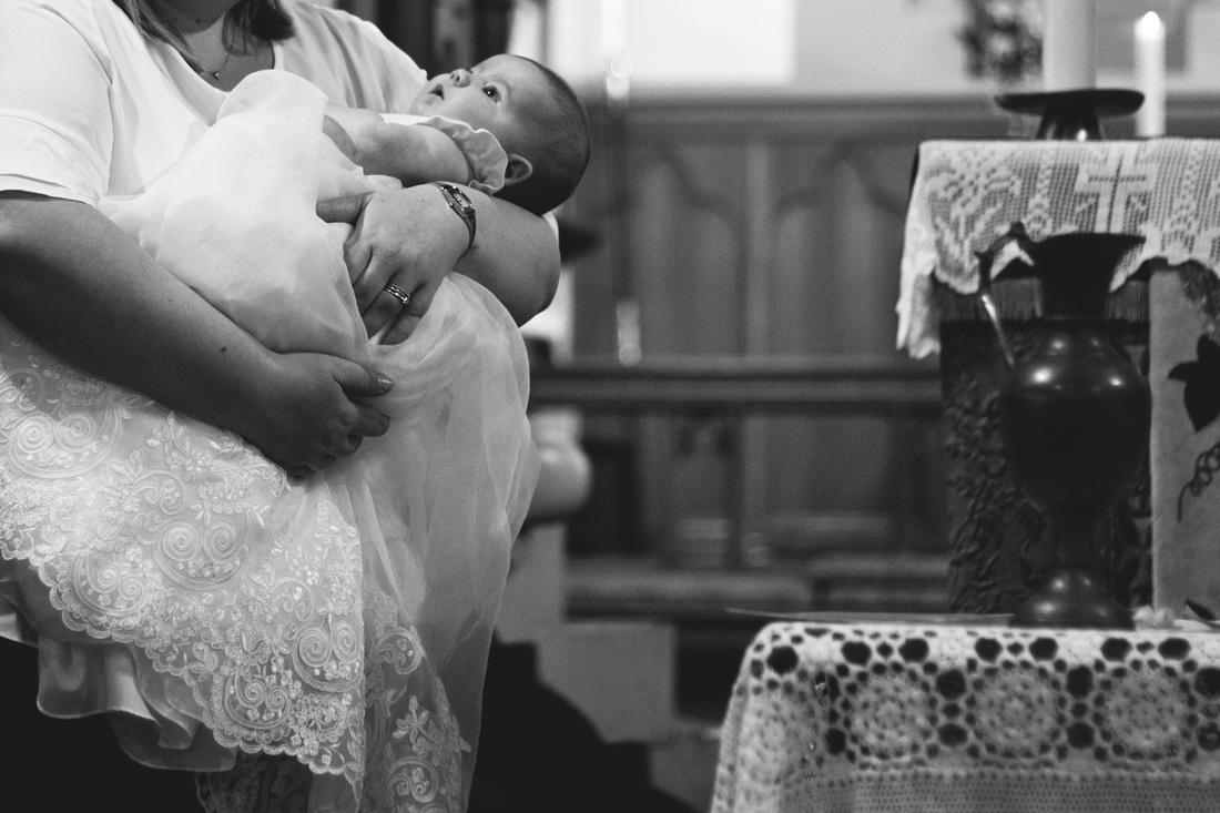 Emilia Rose's Christening