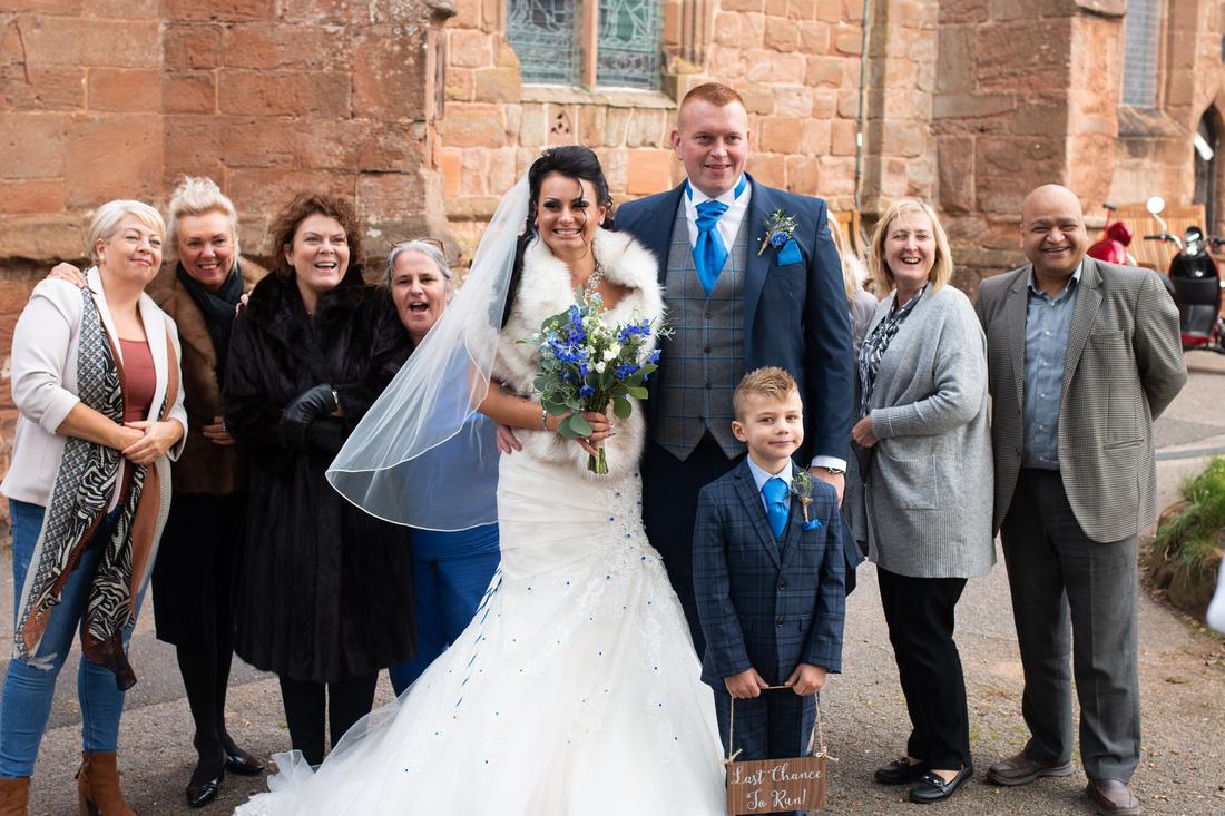 Emma & Jay's wedding at Davenport House & Claverly All Saints Church   Christina-Clare Photography, wedding photographer in Bridgnorth Shropshire