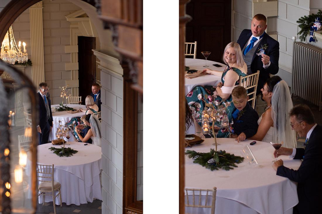 Emma & Jay's wedding at Davenport House & Claverly All Saints Church | Christina-Clare Photography, wedding photographer in Bridgnorth Shropshire
